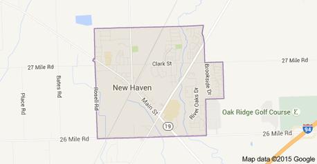 FHA Loan In New Haven Mi Mortgage Company New Haven Mi - Rural development loan michigan map